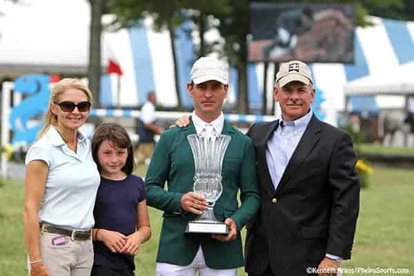 Kevin Babington and Family