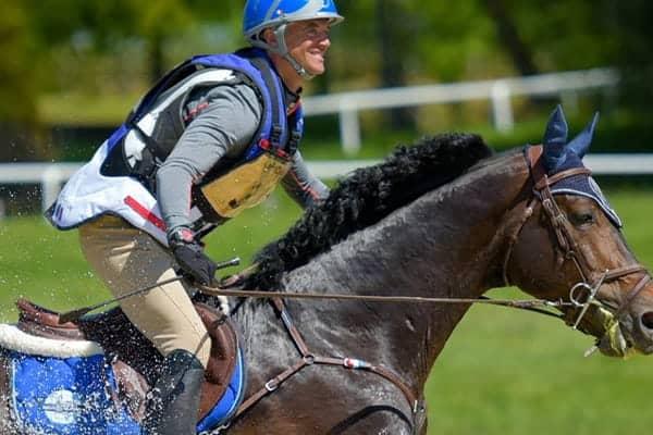 Helite Airbag Equestrian Ambassadors Karim Laghouag